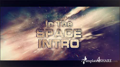 In The Space Intro - After Effects Project (Videohive)