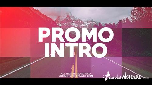 Promo Intro - After Effects Project (Videohive)