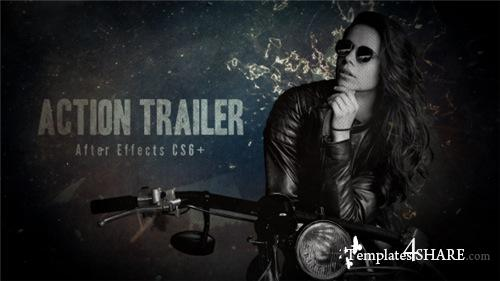 Action Trailer 4K - After Effects Project (Videohive)