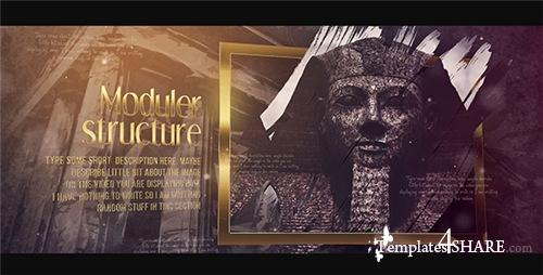 Journey to History - After Effects Project (Videohive)