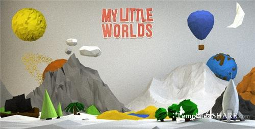 My Little Worlds - After Effects Project (Videohive)