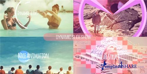Dynamic Slideshow 18037290 - After Effects Project (Videohive)