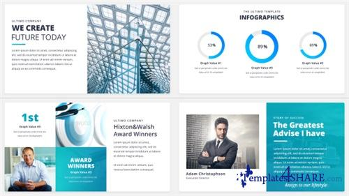 The Ultimo - Corporate Presentation Pack - After Effects Project (Videohive)