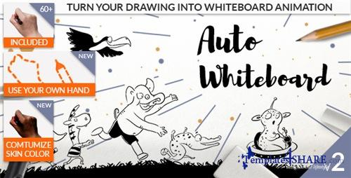 Auto Whiteboard - After Effects Project (Videohive)