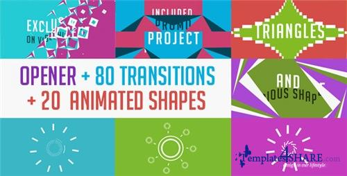 Transitions 7023974 - After Effects Project (Videohive)