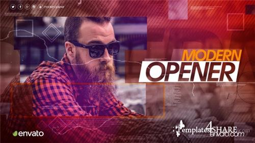 Modern Opener 15762934 - After Effects Project (Videohive)