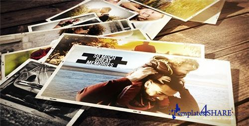 Wonderful Memories Photo Slideshow - After Effects Project (Videohive)