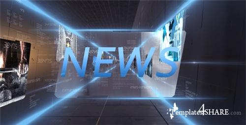 News Open - After Effects Project (Videohive)