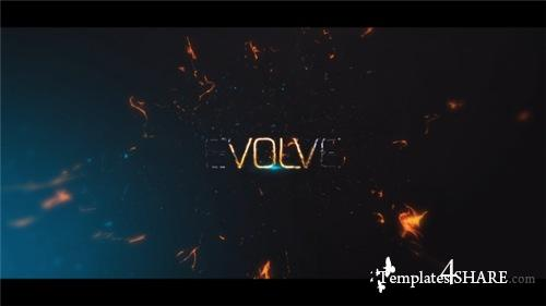Evolve - Powerful Cinematic Titles - After Effects Project (Videohive)