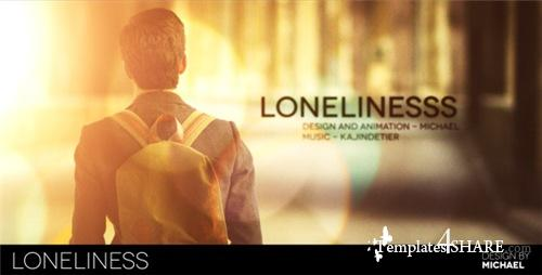 Loneliness - After Effects Project (Videohive)