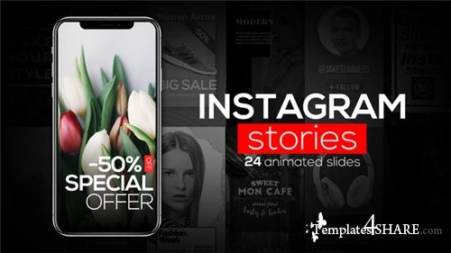 Instagram Stories V.1 - After Effects Project (Videohive)