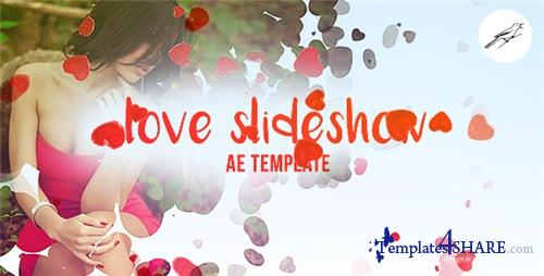 Love Slideshow - After Effects Project (Videohive)