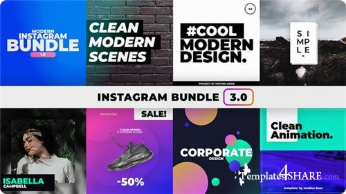 Instagram Bundle - After Effects Project (Videohive)