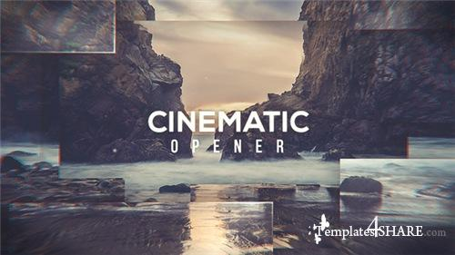 Cinematic Opener 20919497 - After Effects Project (Videohive)