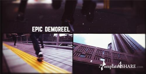 Epic Video Demo Reel - After Effects Project (Videohive)
