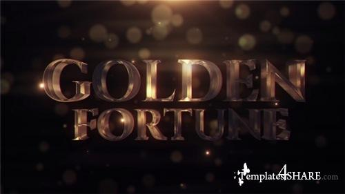Golden Fortune - After Effects Project (Videohive)
