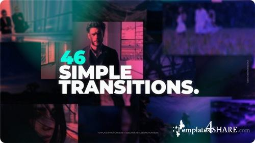 Transitions 21651039 - After Effects Project (Videohive)