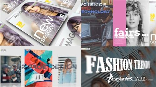 Magazine Promo 21162885 - After Effects Project (Videohive)