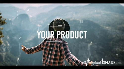 Dynamic Stylish Opener - After Effects Project (Videohive)