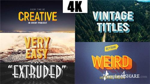 Titles & Lower Thirds - After Effects Project (Videohive)
