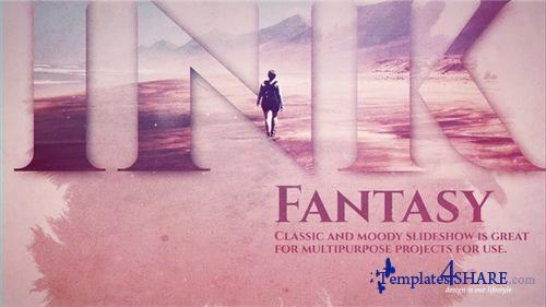 Ink Fantasy - After Effects Project (Videohive)