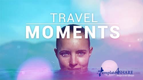 Travel Moments - After Effects Project (Videohive)
