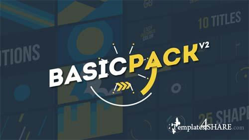 Basic Pack - After Effects Project (Videohive)