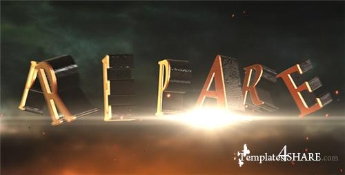 Epic Trailer KIT: Action - After Effects Project (Videohive)