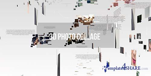 3D Photo Gallery - After Effects Project (Videohive)