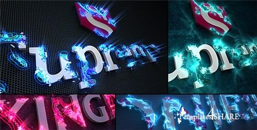 Sci-Fi Energy - Logo Reveal Pack - After Effects Project (Videohive)
