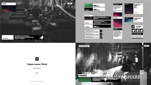 Lower Third 19894425 - After Effects Project (Videohive)