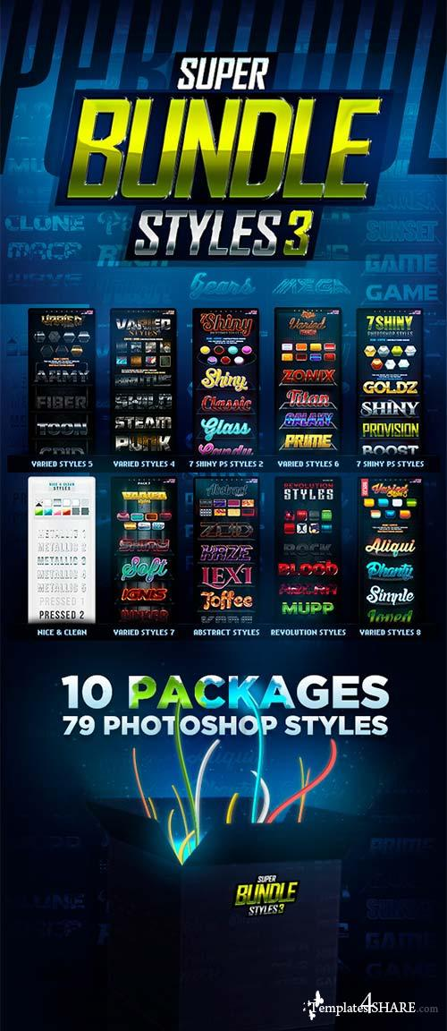 GraphicRiver Super Bundle Styles 3