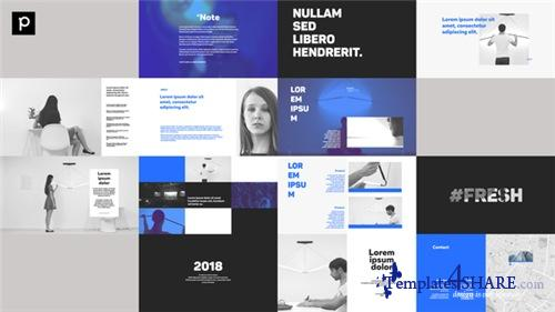 Slides Typography - After Effects Project (Videohive)