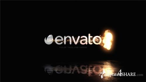 Quick Fire Swish Logo - After Effects Project (Videohive)