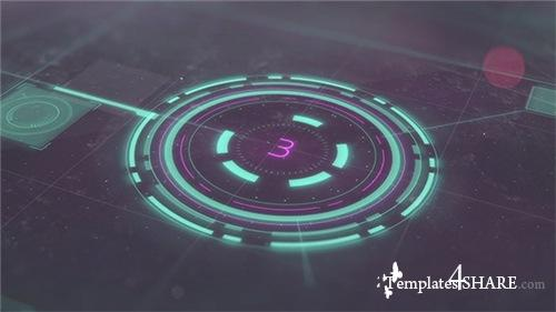 Futuristic Cinematic Trailer - After Effects Project (Videohive)