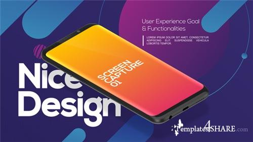 Stylish App Promo Kit - After Effects Project (Videohive)