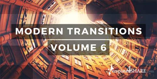 Modern Transitions 5 Pack Volume 6 - After Effects Project (Videohive)
