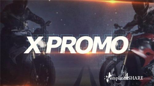 Broadcast X - After Effects Project (Videohive)