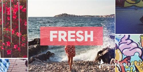Dynamic Upbeat Opener - Premiere Pro Templates (Videohive)