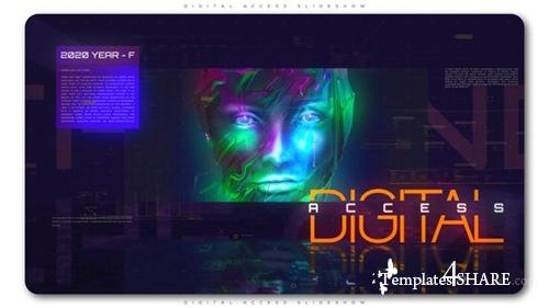 Digital Access Slideshow - After Effects Project (Videohive)