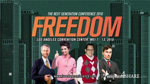 Youth Conference - After Effects Project (Videohive)