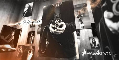 Our Memories - After Effects Project (Videohive)