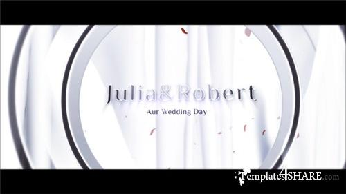Wedding Opener - After Effects Project (Videohive)