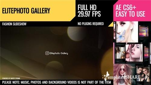 Elitephoto Gallery - After Effects Project (Videohive)