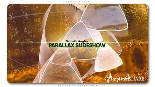 Smooth Angles Parallax Slideshow - After Effects Project (Videohive)