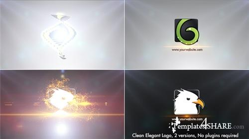 Clean Elegant Logo 22502163 - After Effects Project (Videohive)