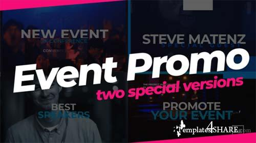 Event Promo - After Effects Project (Videohive)