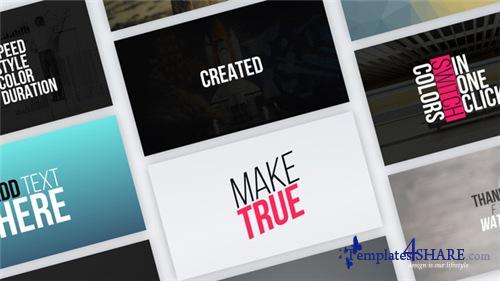 Typography Vol.1 - After Effects Project (Videohive)