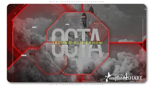 Octa Technology Slideshow | Opener - After Effects Project (Videohive)