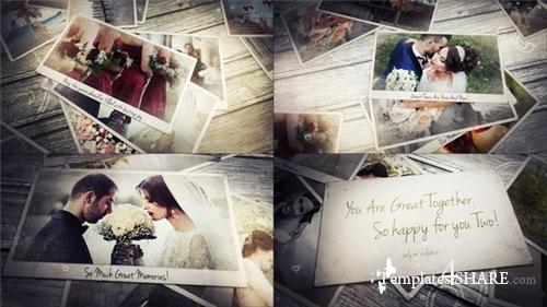 Wedding Photo Gallery - After Effects Project (Videohive)